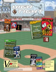 High and Tight : The game of Baseball strategy